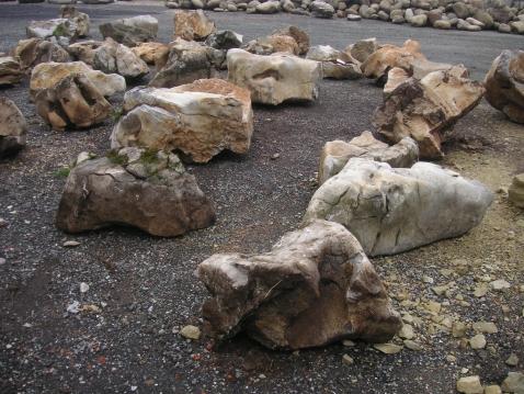 Okrasné kameny cena